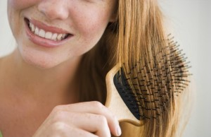 Why the women rapidly lose your hair?