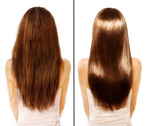 to care for hair after keratin straightening