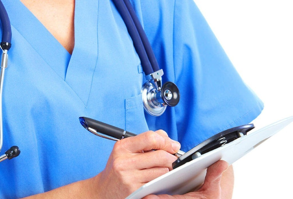 what should a doctor do