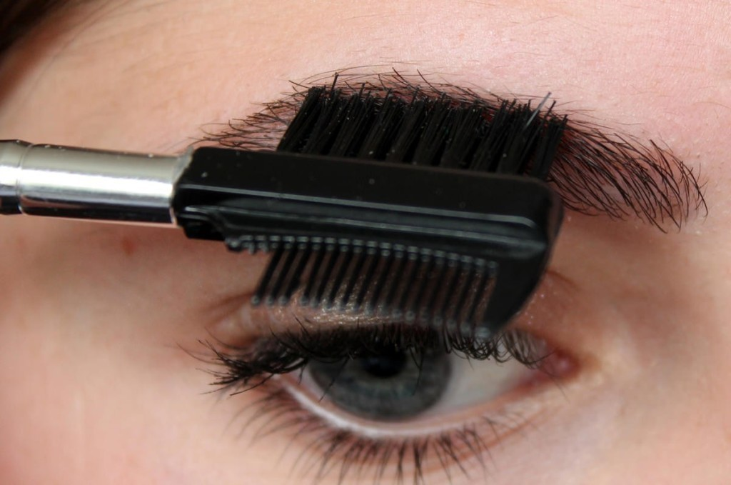 little shaggy eyebrows