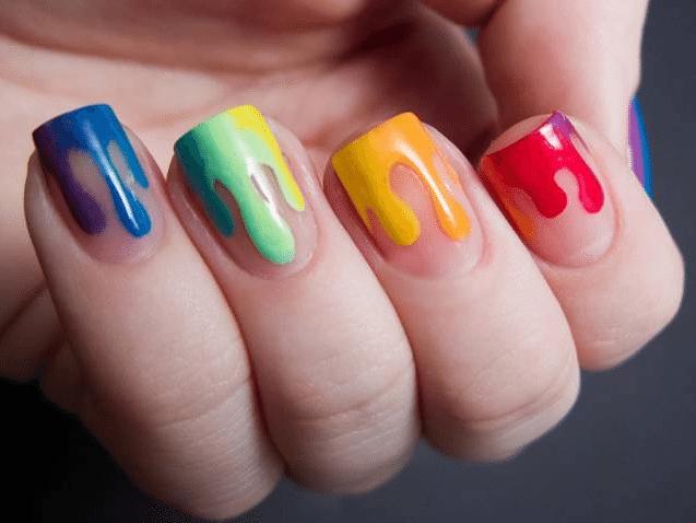 nail design at home
