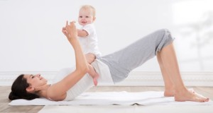 How to remove belly fat after giving birth
