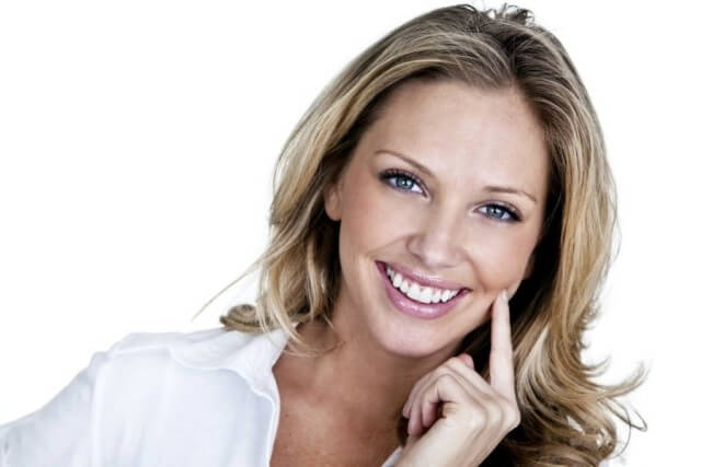 Tooth whitening at home