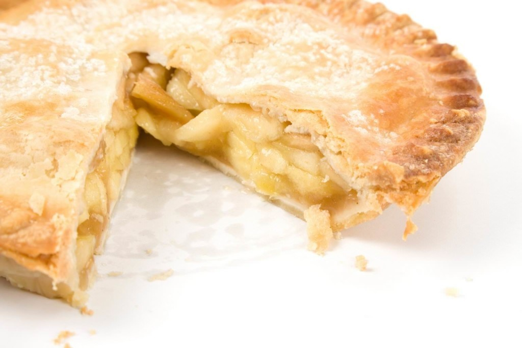 Recipe of the classical apple charlotte