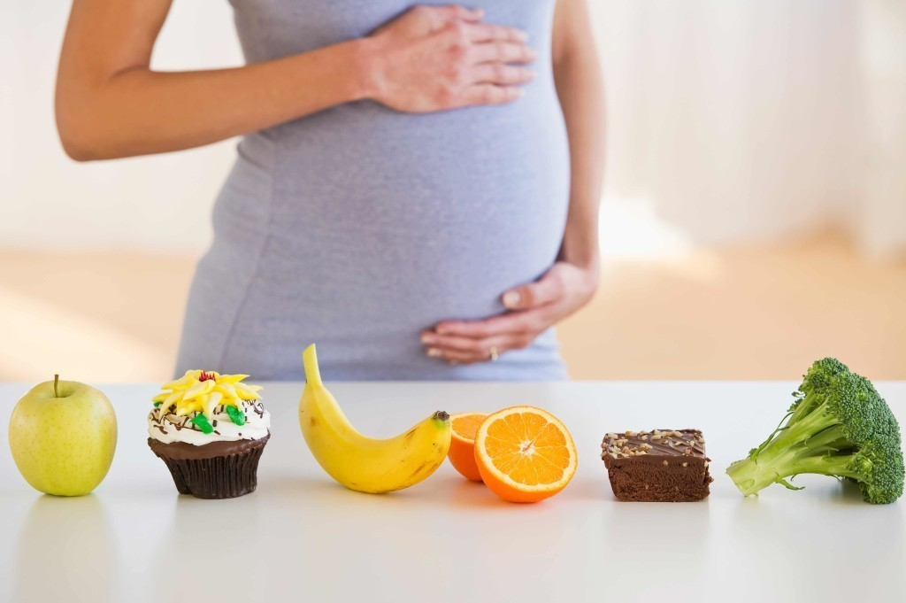 nutrition during the second trimester