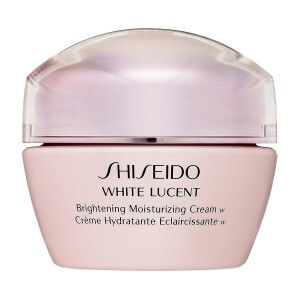 Shiseido white lucent brightening skincare powder with tranexamic acid.