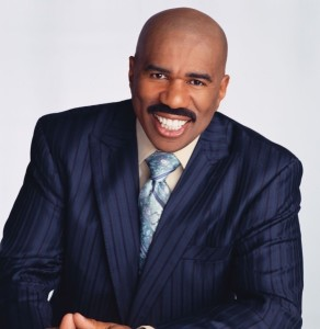 """""""You know nothing about men"""" Steve Harvey"""