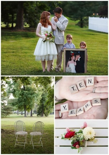 Wedding jubilees are celebrated