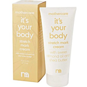Mothercare from stretch marks