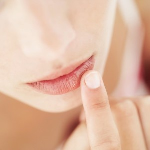 get rid of herpes quickly