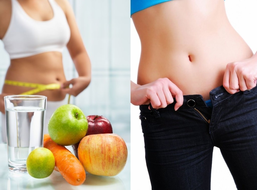 What must you eat to lose weight fast?