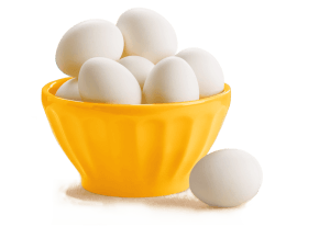 boiled eggs, essential for the 4 week egg diet