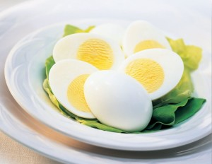 A delicious way to loose weight with the four week egg diet