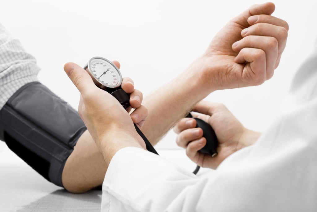 reasons are high pulse rate and low arterial pressure