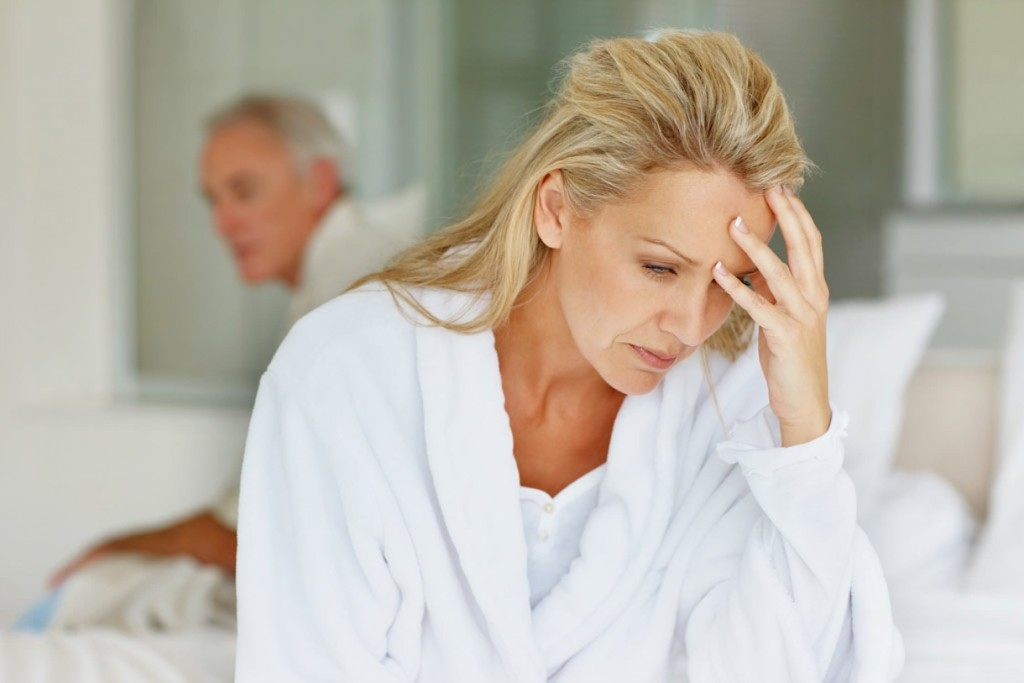 Symptoms of menopausal syndrome