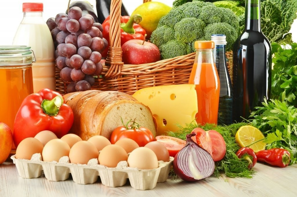 Diet at gastric hyperacidity