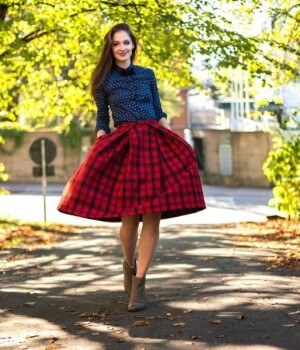 What to wear with skirts