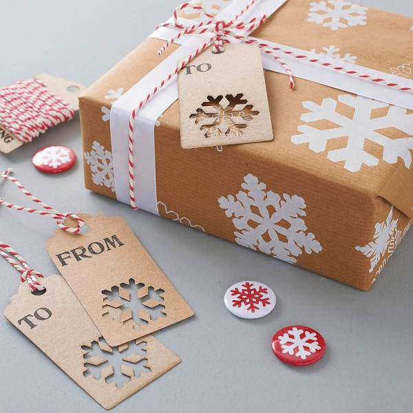 How to use wrapping paper?