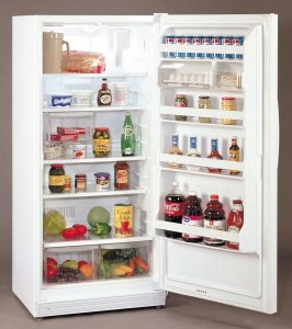 Great refrigerator - great diving!