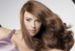 What are advantages of using temporary hair dyes?