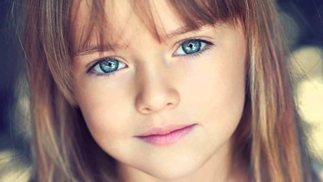 YOUNG AND BEAUTIFUL 8 THE MOST BEAUTIFUL CHILDREN
