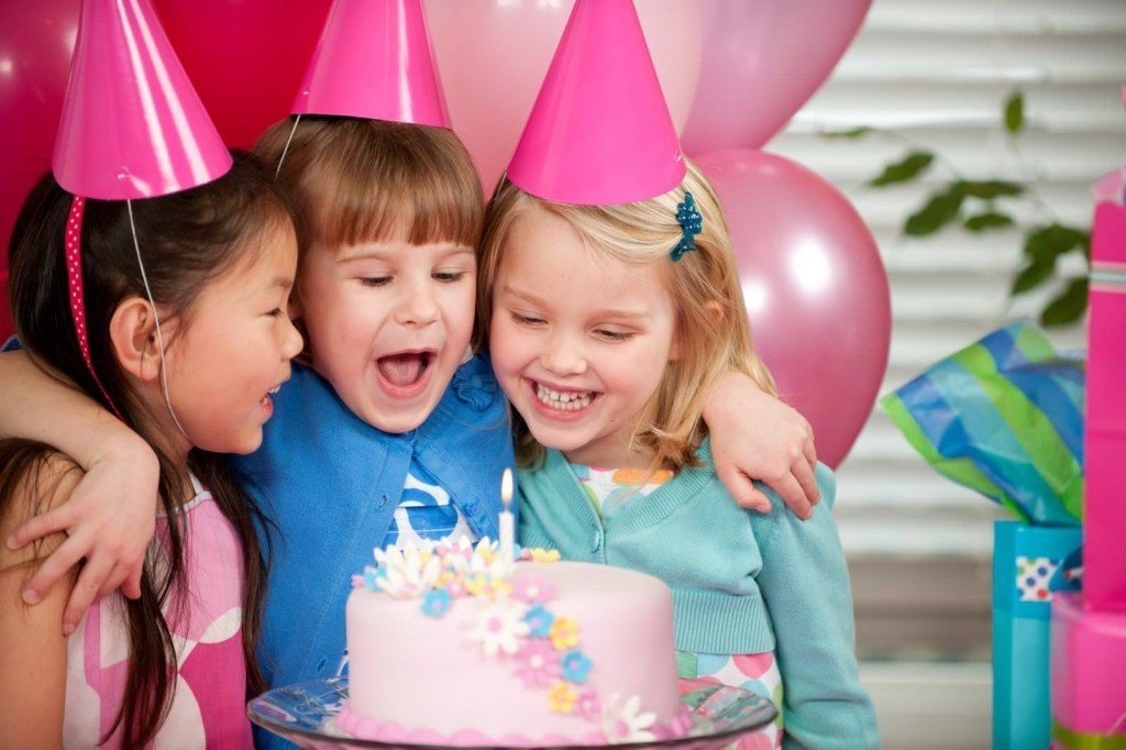 celebrate birthday of your children