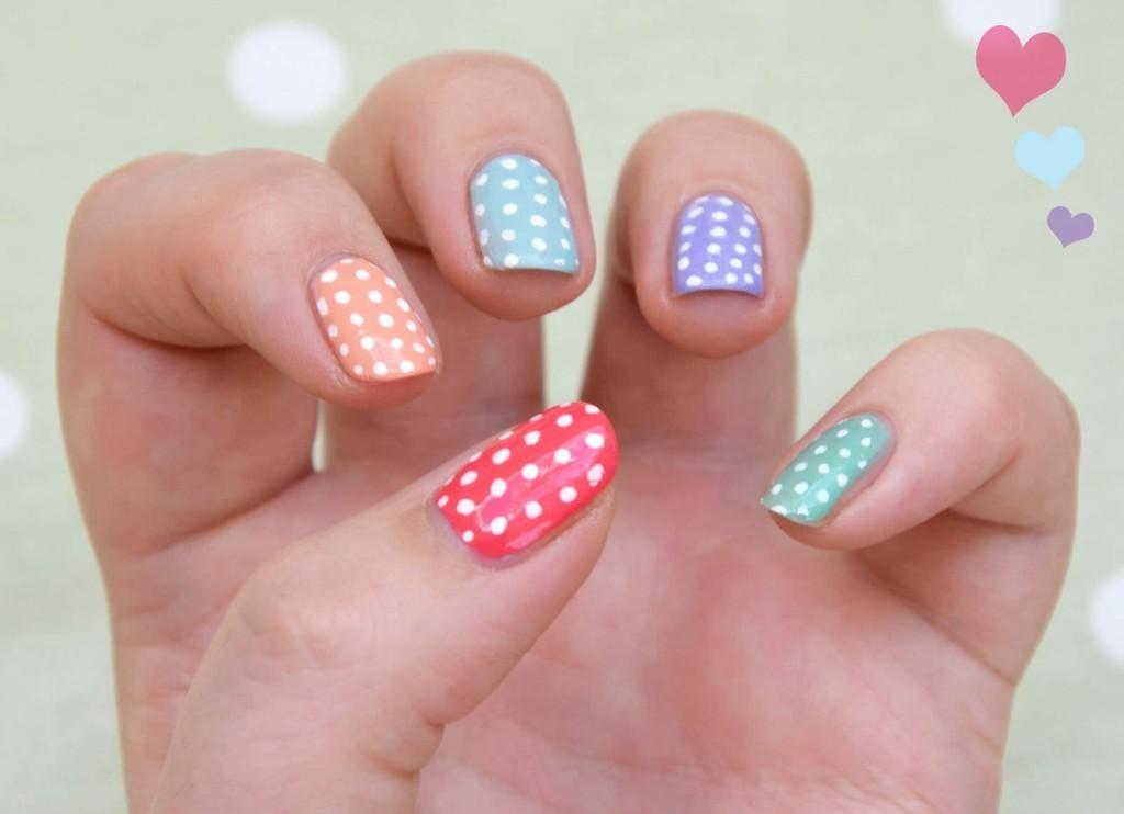 how to make nail art