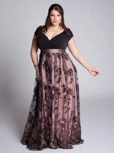 maxi skirts for curvy women