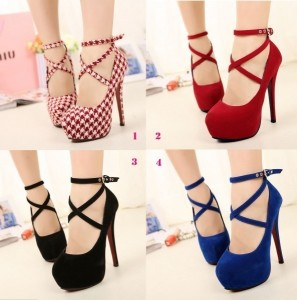 fashionable color of shoes