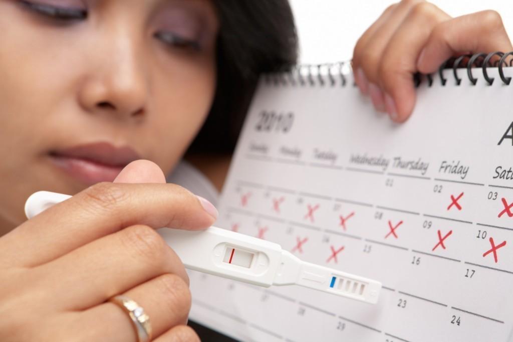 to take a pregnancy test