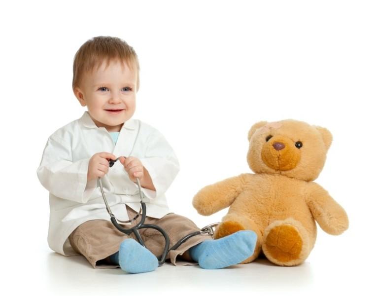 to strengthen child's immunity