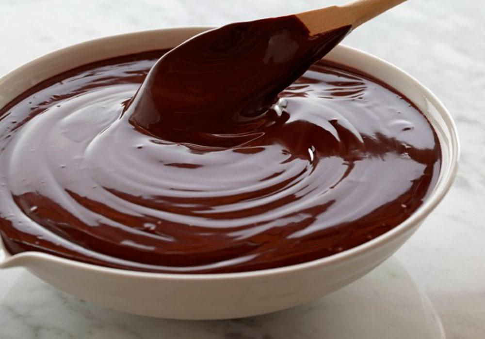 to cook chocolate glaze