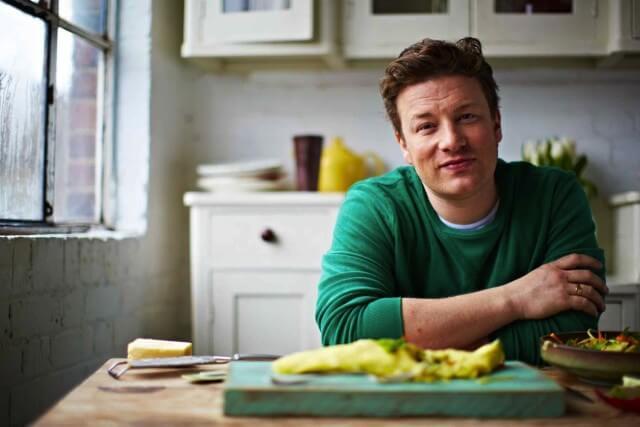 Jamie Oliver series