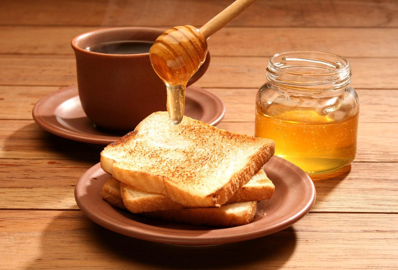 A honey diet