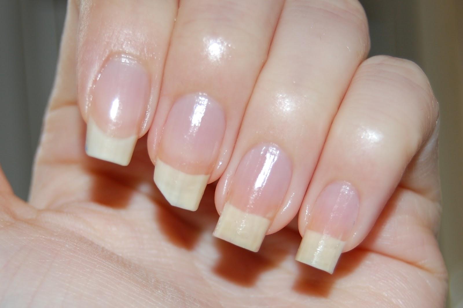 Nails break