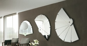 Mirrors in the décor