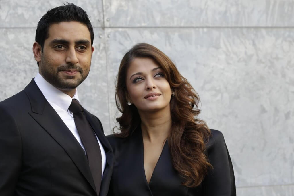 aishwarya rai with husband