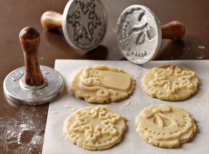 Holiday Cooking Stamps