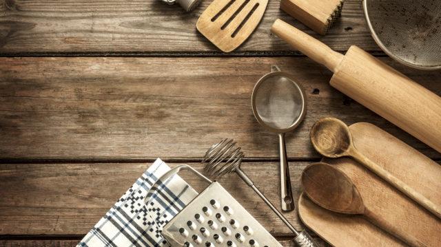 kitchen's tools