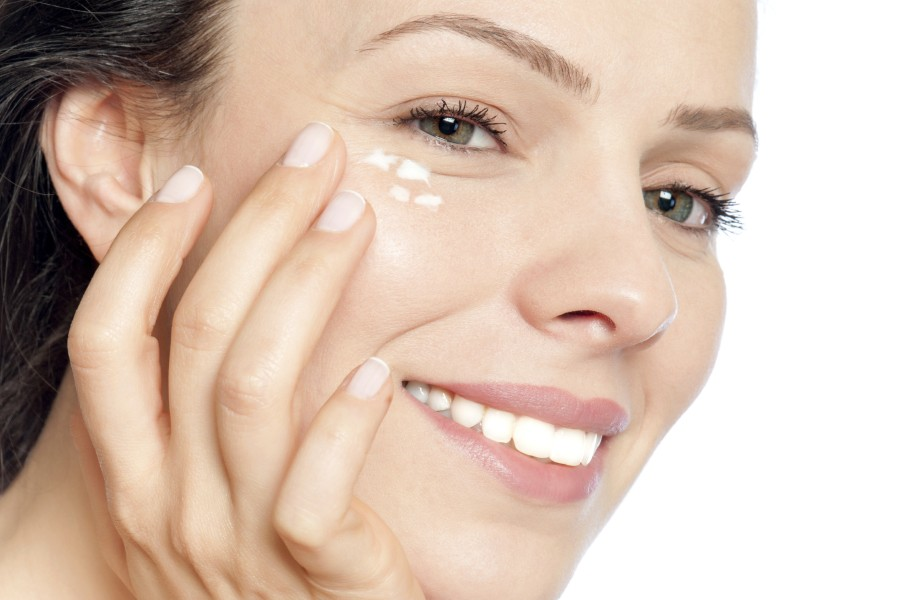 get rid bags under the eyes
