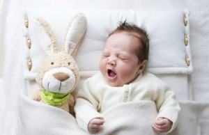 3 month old child