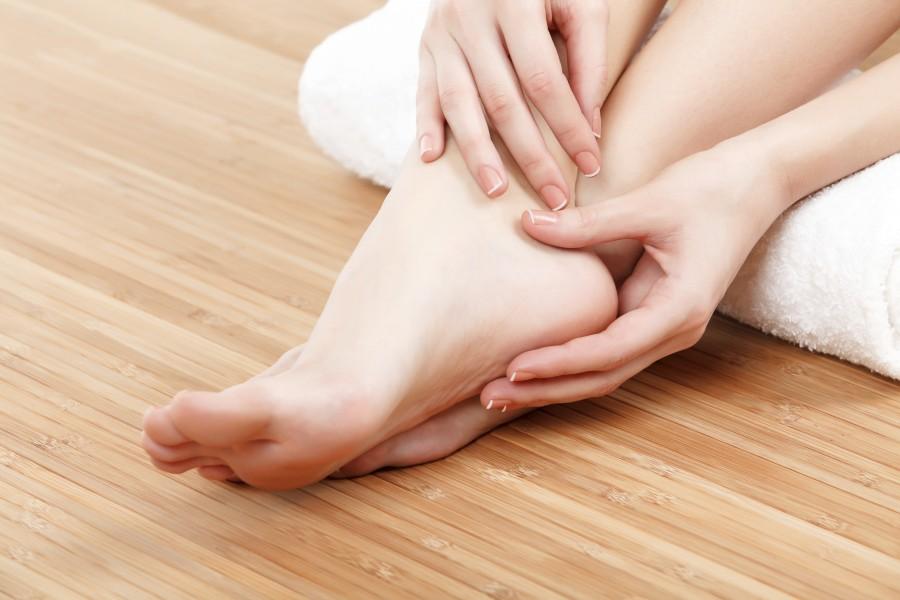 remedies for treat heel