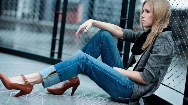 casual style in clothes