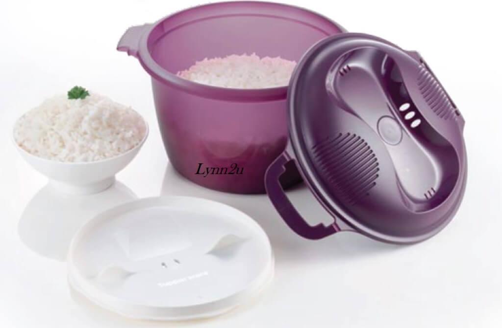 Rice-cooker a la carte