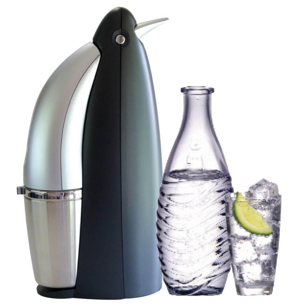 Soda Stream Penguin Sparkling Water Maker