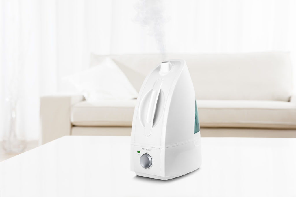 ultrasonic humidifiers natural air moistening