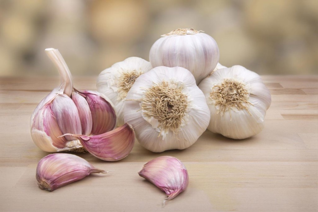 Garlic for immunity