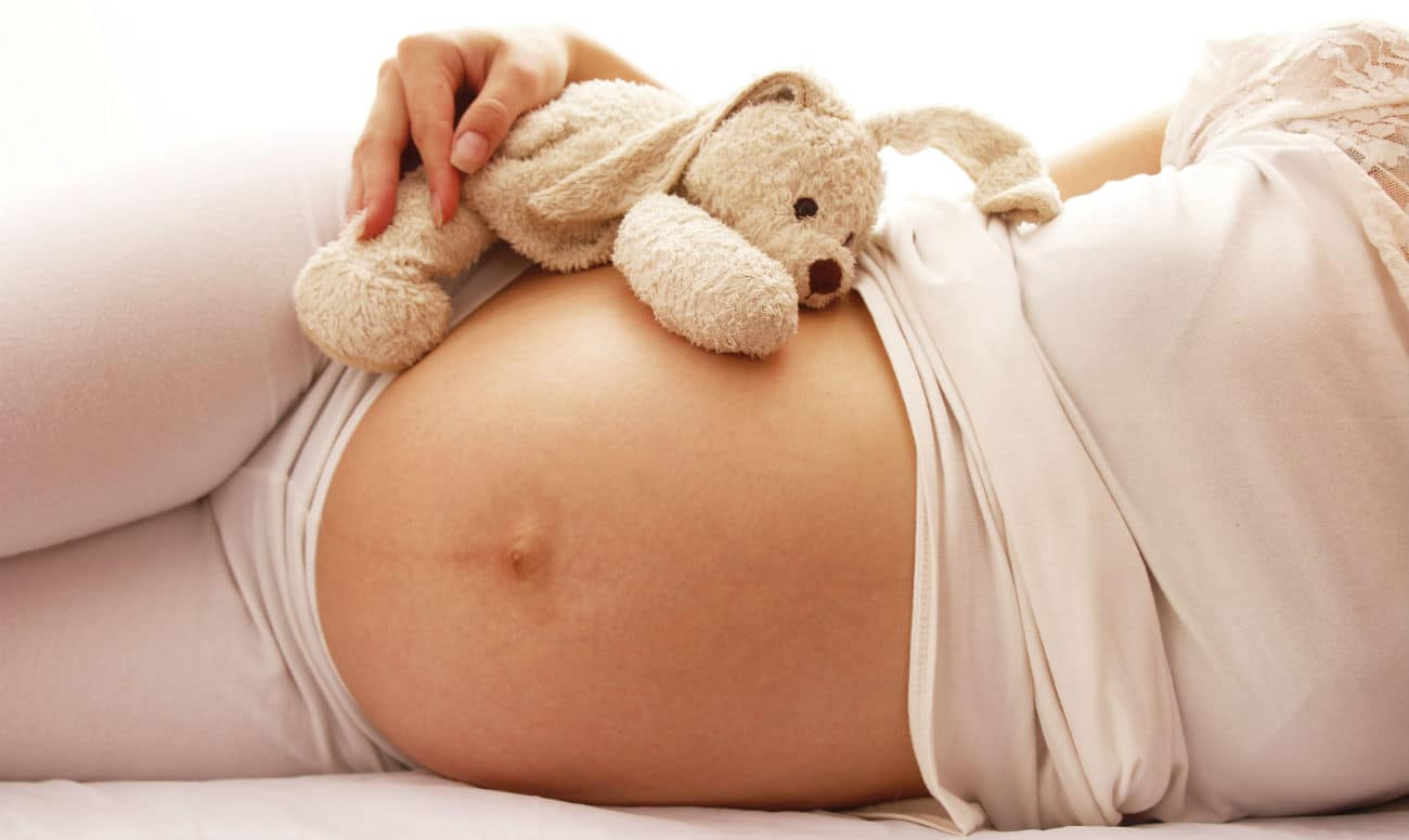 pregnancy ar first week