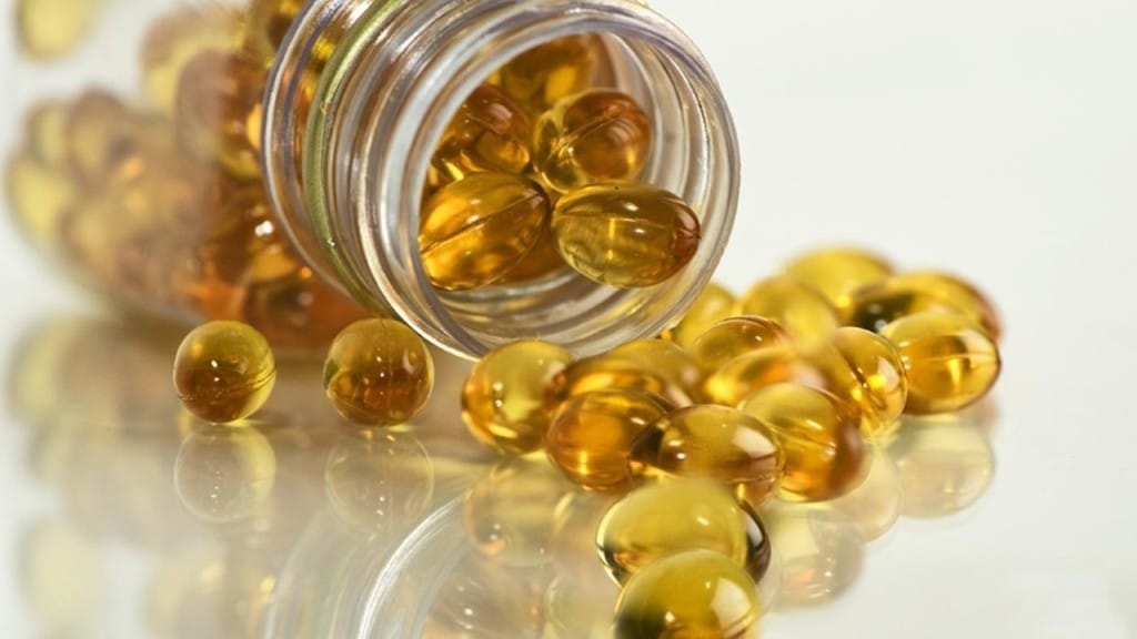 Cold liver oil