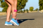 leg cramps after sport